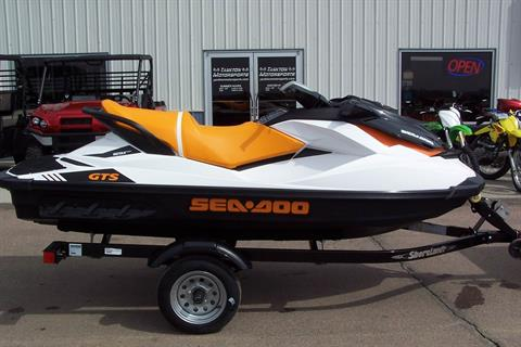 2017 Sea-Doo GTS in Yankton, South Dakota