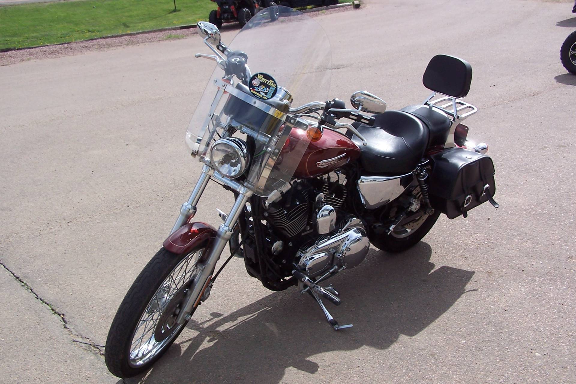 2009 Harley-Davidson Sportster® 1200 Custom in Yankton, South Dakota - Photo 3