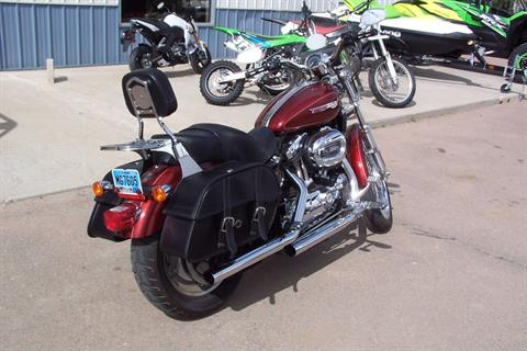 2009 Harley-Davidson Sportster® 1200 Custom in Yankton, South Dakota - Photo 5