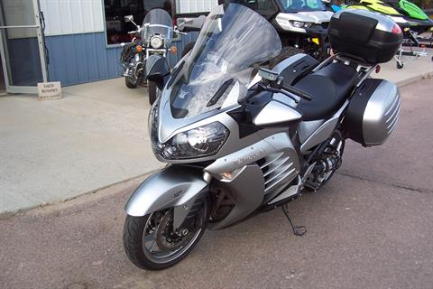 2011 Kawasaki Concours™ 14 ABS in Yankton, South Dakota - Photo 2