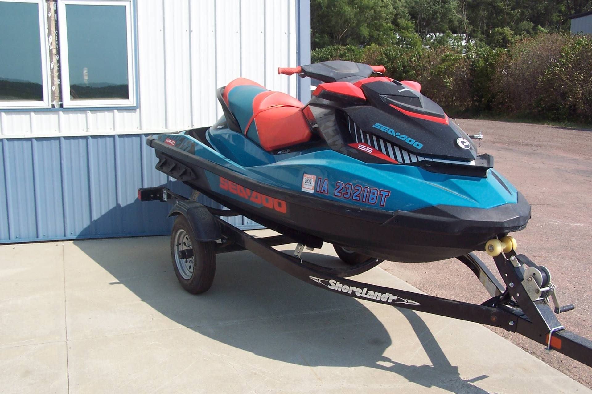 2019 Sea-Doo WAKE 155 iBR in Yankton, South Dakota - Photo 2