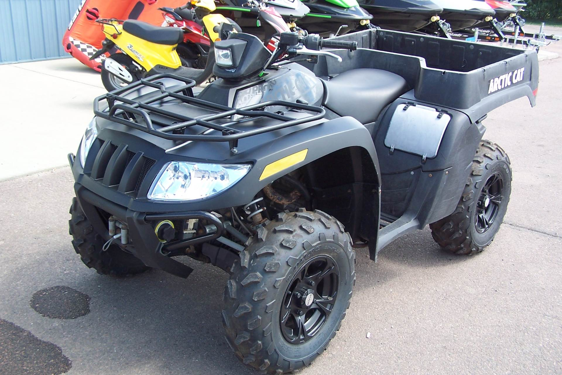 2010 Arctic Cat TBX® 700 H1 EFI in Yankton, South Dakota - Photo 2