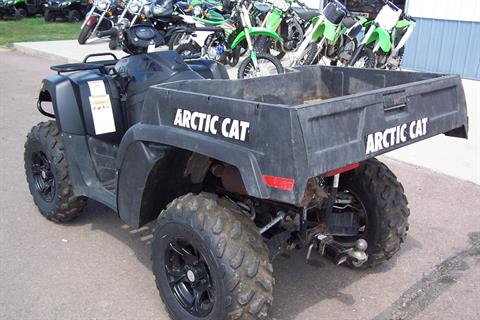 2010 Arctic Cat TBX® 700 H1 EFI in Yankton, South Dakota - Photo 5