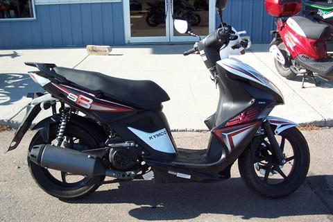 2014 Kymco Super 8 150 in Yankton, South Dakota