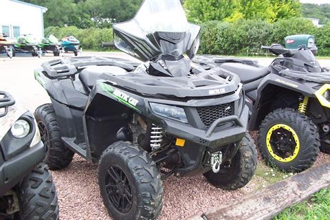2015 Arctic Cat XR 550 Limited EPS in Yankton, South Dakota