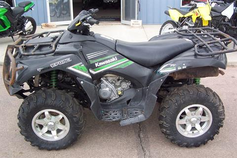 2016 Kawasaki Brute Force 750 4x4i EPS in Yankton, South Dakota