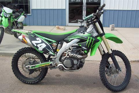 2011 Kawasaki KX™450F in Yankton, South Dakota - Photo 1