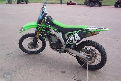 2011 Kawasaki KX™450F in Yankton, South Dakota - Photo 2