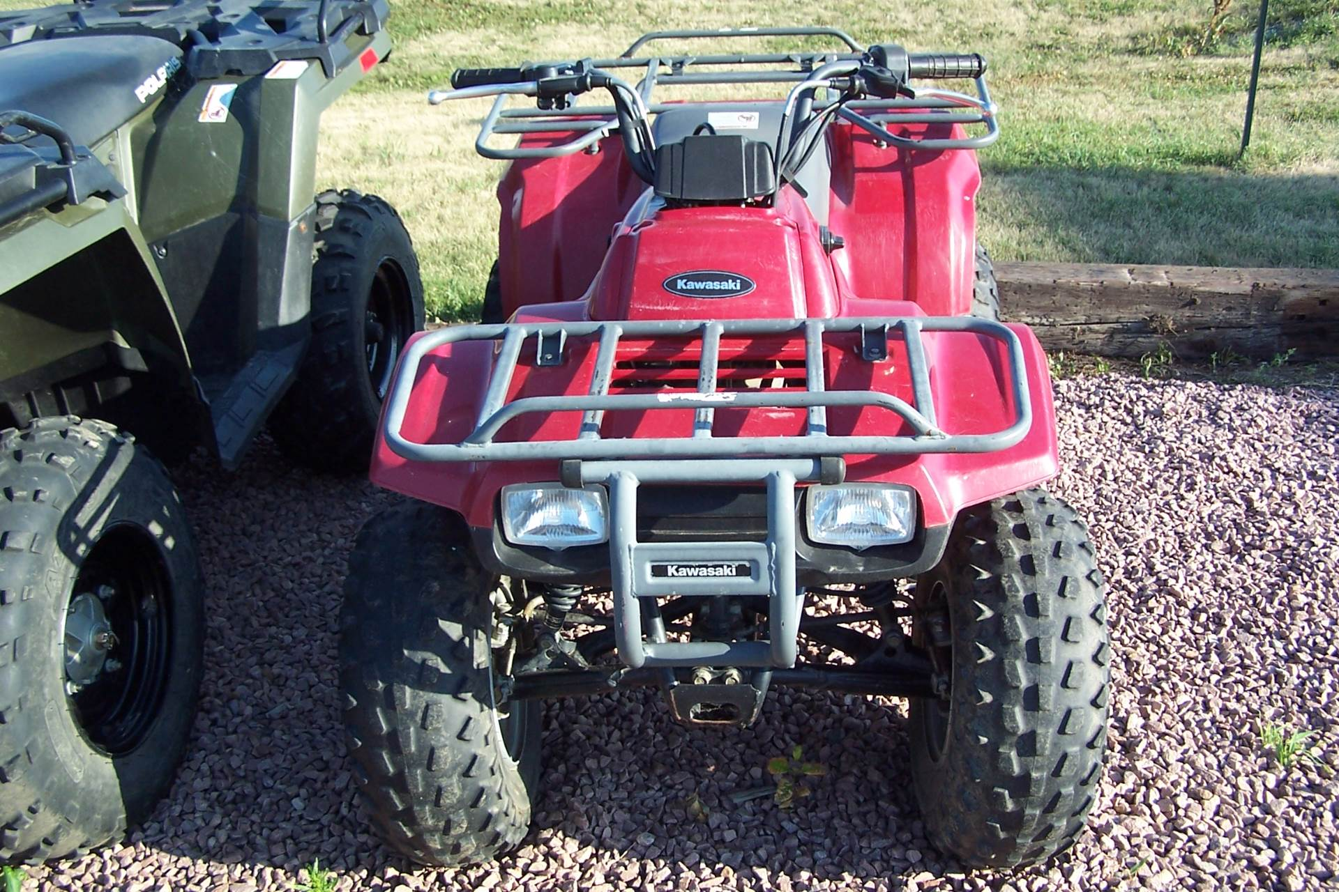 2005 Kawasaki Bayou® 250 in Yankton, South Dakota