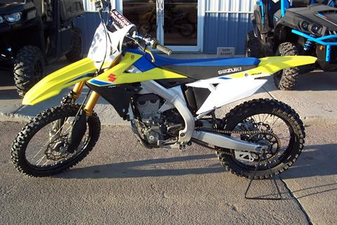 2018 Suzuki RM-Z450 in Yankton, South Dakota - Photo 1