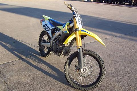 2018 Suzuki RM-Z450 in Yankton, South Dakota - Photo 3
