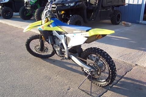 2018 Suzuki RM-Z450 in Yankton, South Dakota - Photo 5