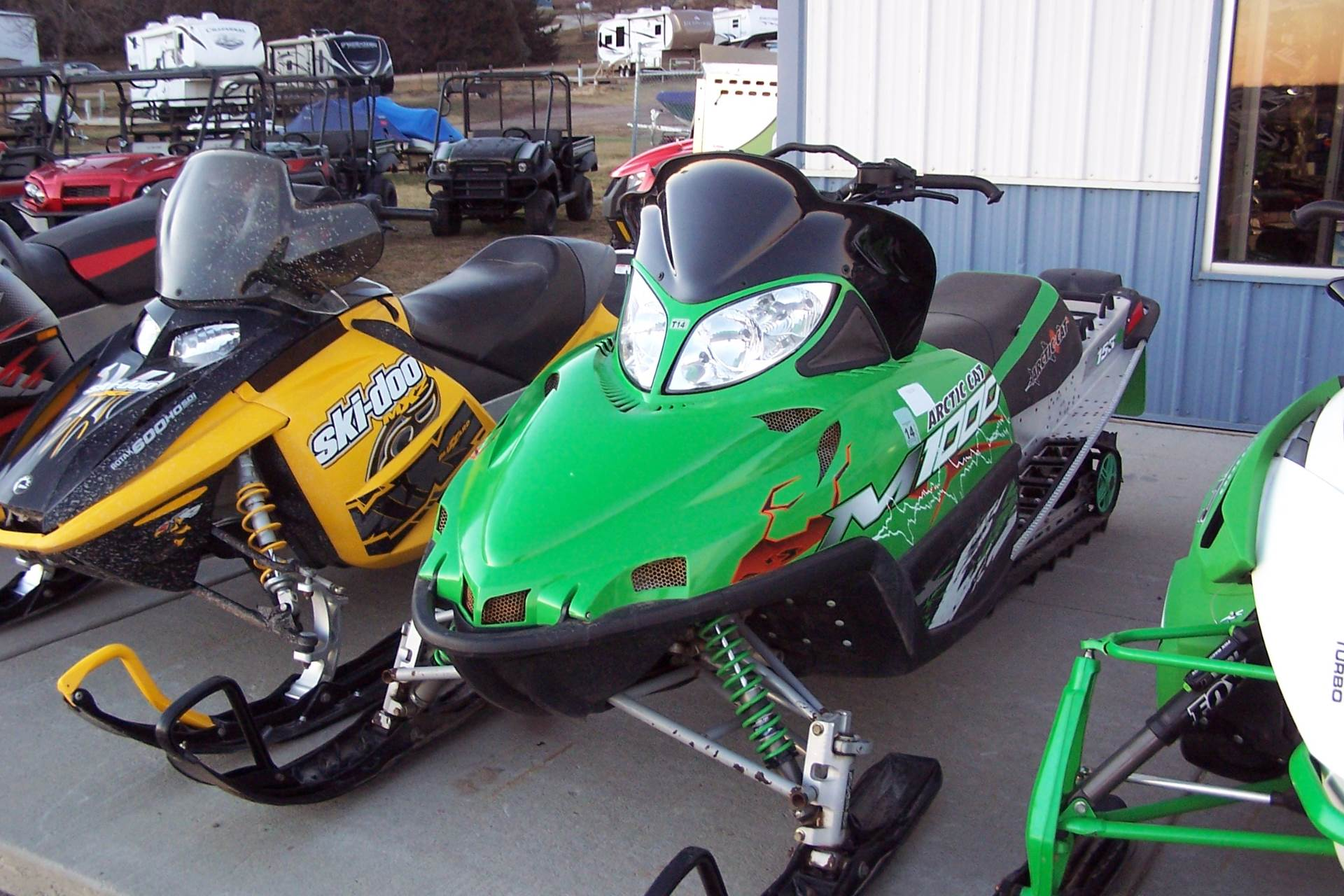 2007 Arctic Cat M1000 153 in Yankton, South Dakota - Photo 1