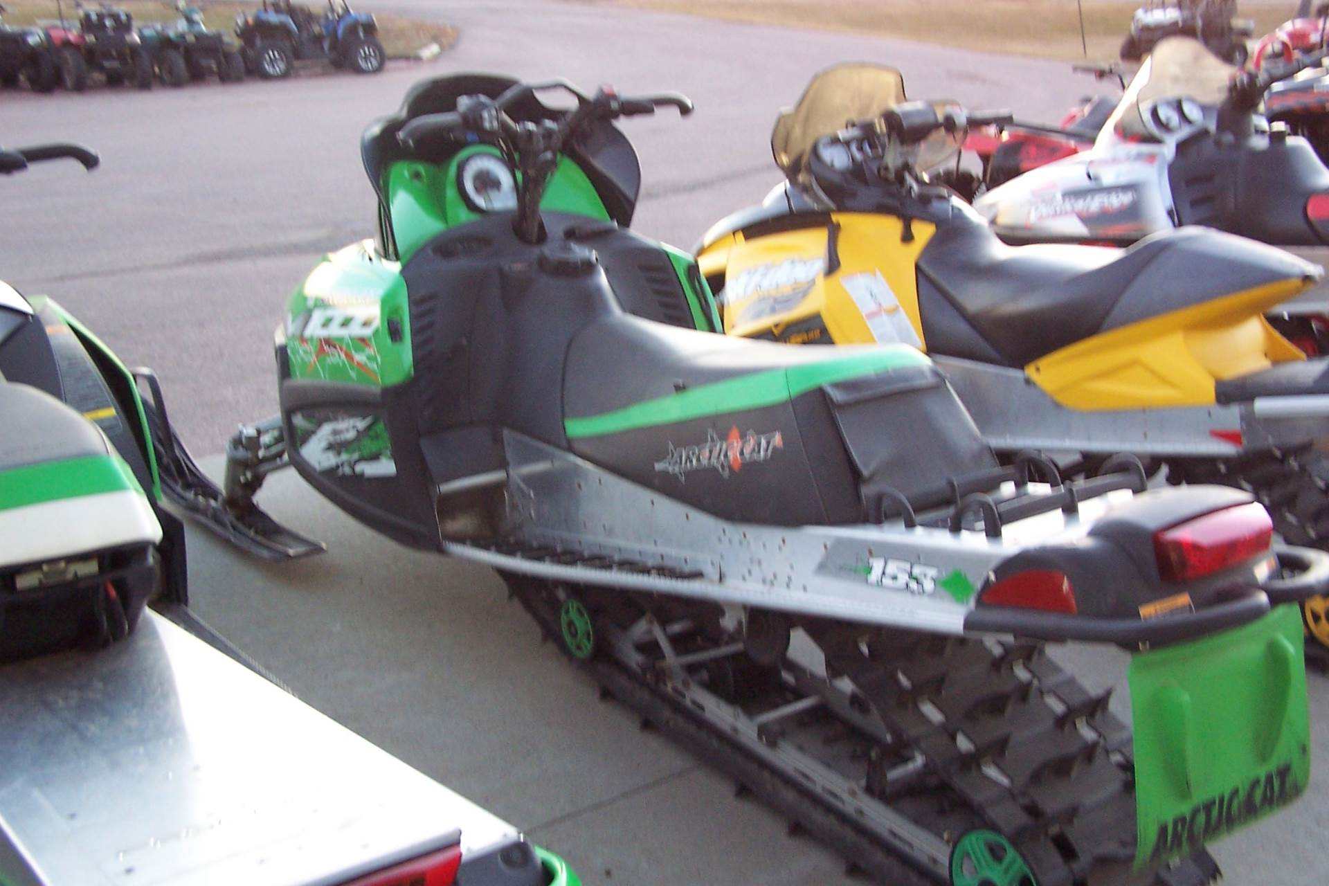 2007 Arctic Cat M1000 153 in Yankton, South Dakota - Photo 4
