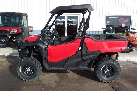 2016 Honda Pioneer 1000 EPS in Yankton, South Dakota