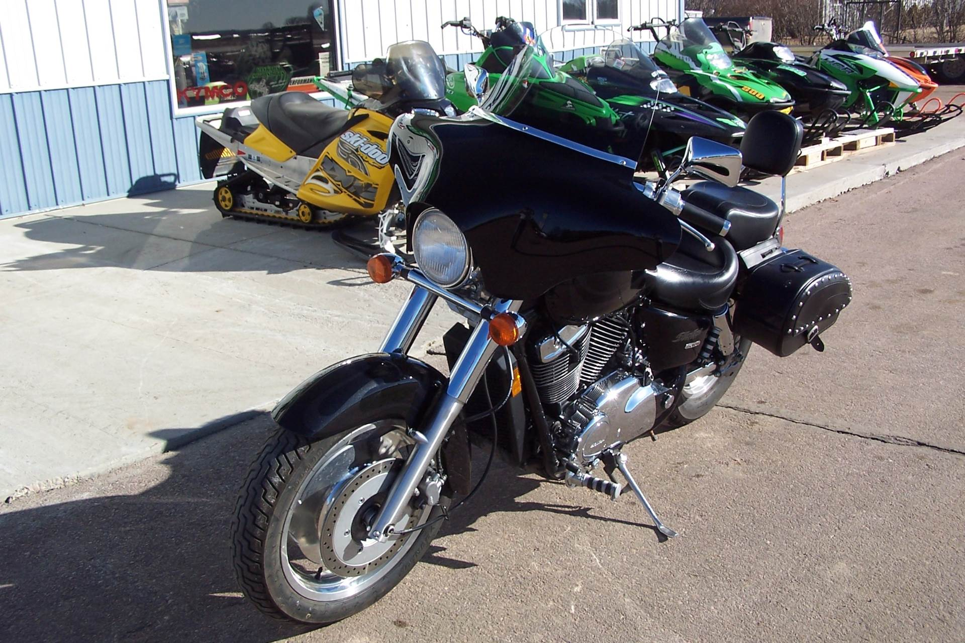 2004 Honda SHADOW in Yankton, South Dakota