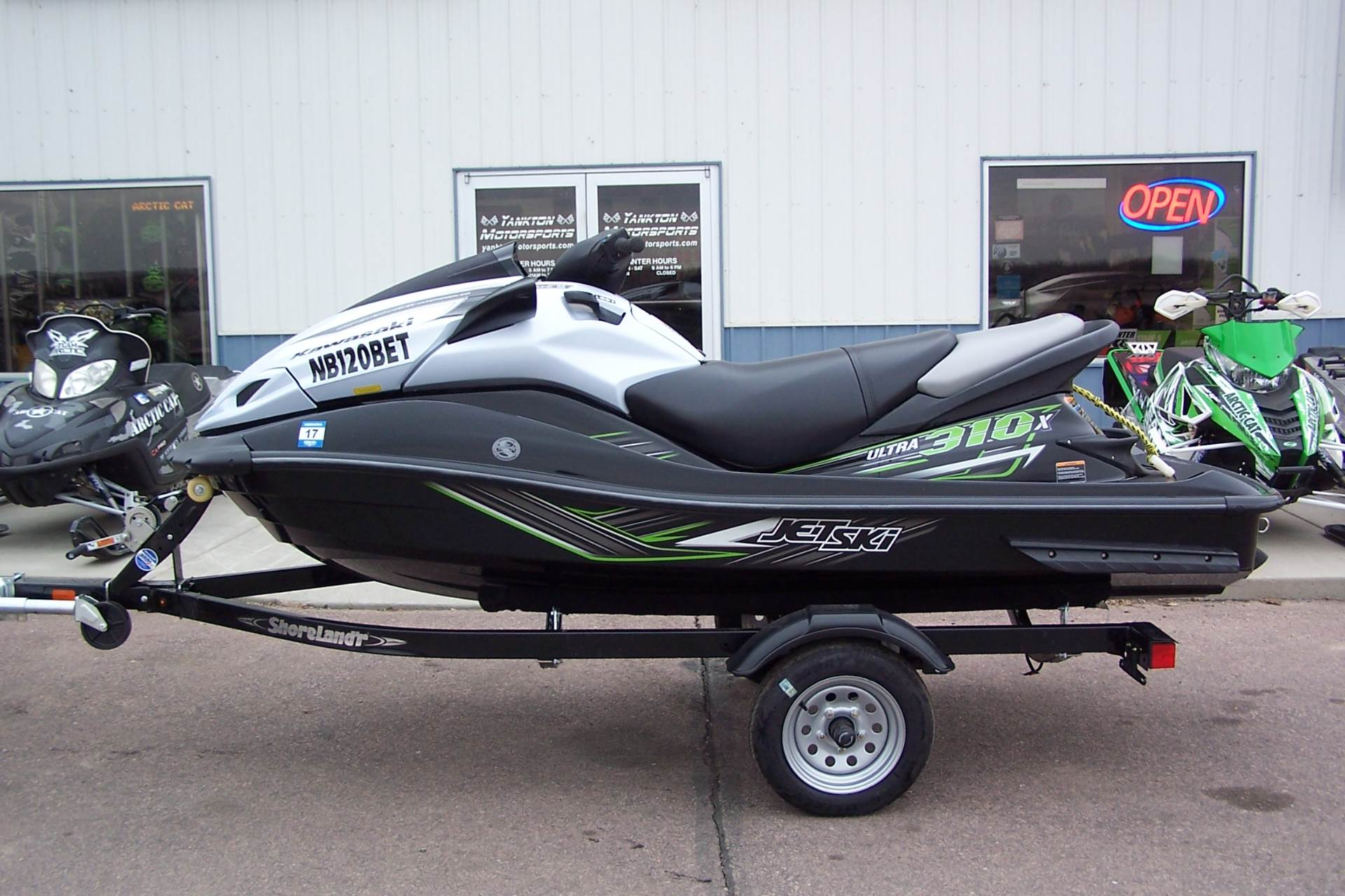 Used 2014 Kawasaki Jet Ski® Ultra® 310X Watercraft in Yankton, SD ...