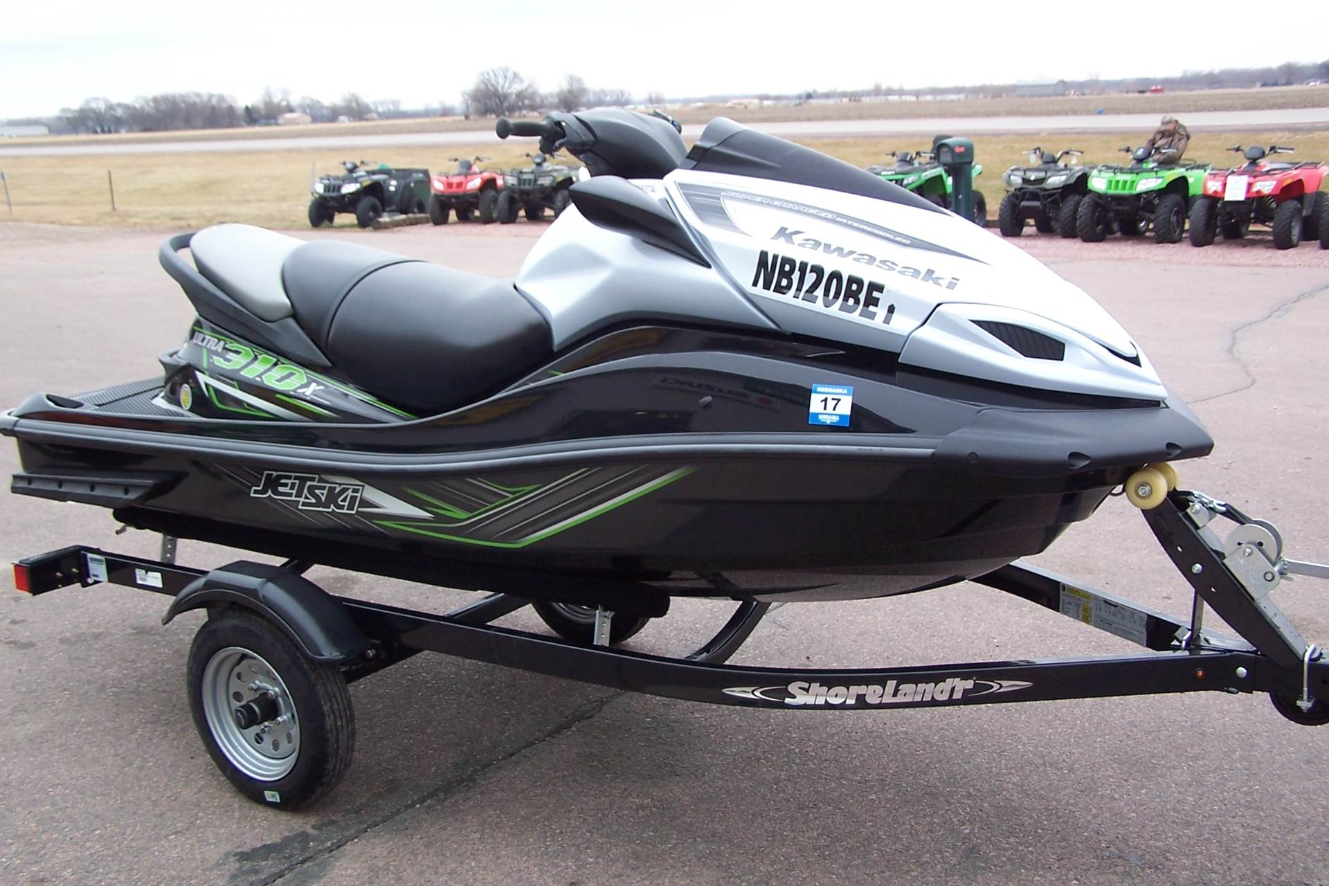 Used 2014 Kawasaki Jet Ski® Ultra® 310X Watercraft in Yankton, SD