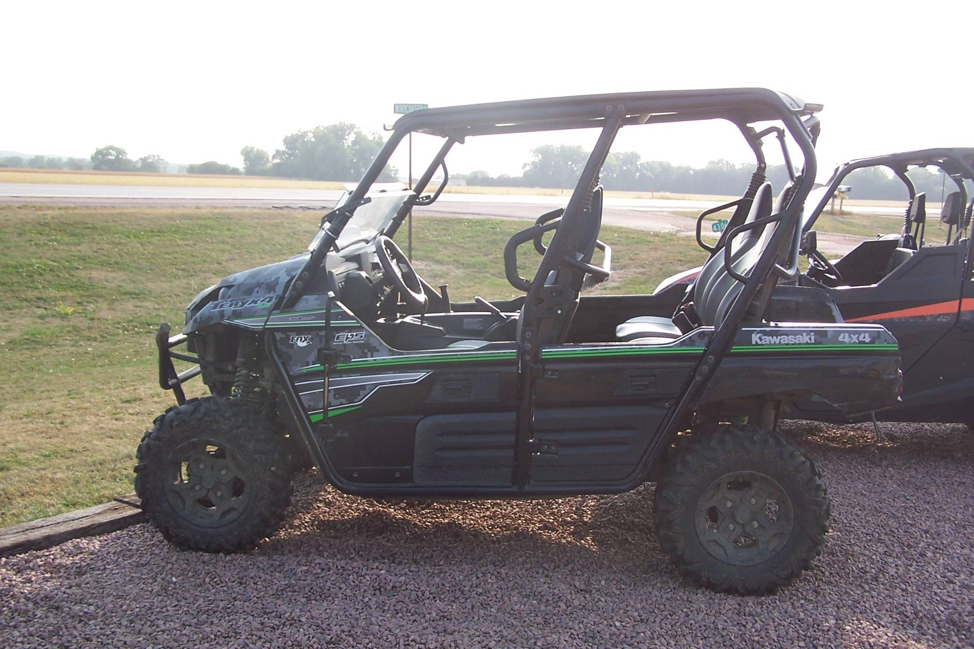 2018 Kawasaki Teryx4 LE Camo in Yankton, South Dakota - Photo 1