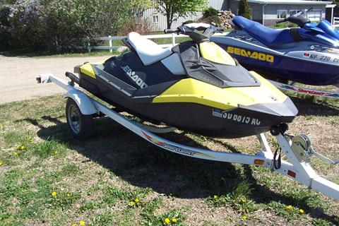 2015 Sea-Doo Spark™ 2up 900 H.O. ACE™ iBR Convenience Package in Yankton, South Dakota - Photo 1