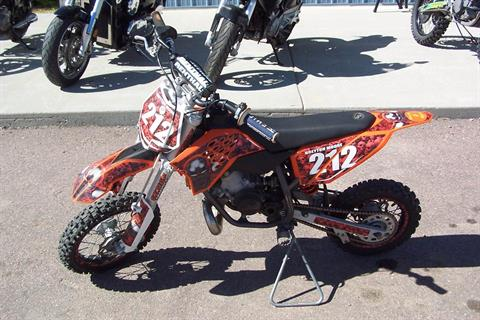 2015 KTM 50 SX in Yankton, South Dakota
