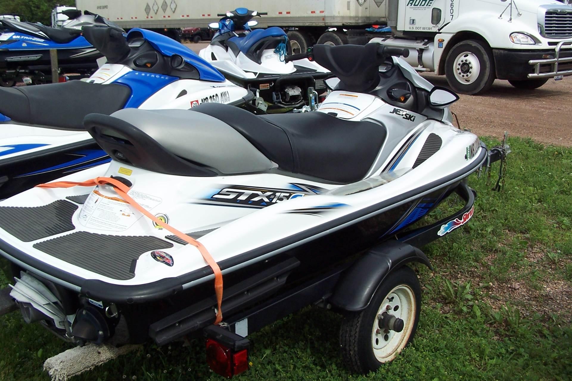 2013 Kawasaki Jet Ski® STX®-15F in Yankton, South Dakota
