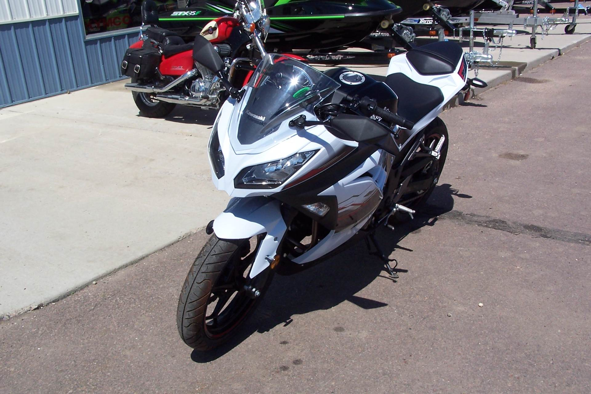 2014 Kawasaki Ninja® 300 SE in Yankton, South Dakota