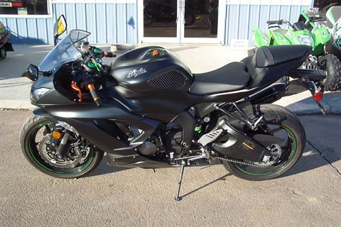 2016 Kawasaki Ninja ZX-6R in Yankton, South Dakota