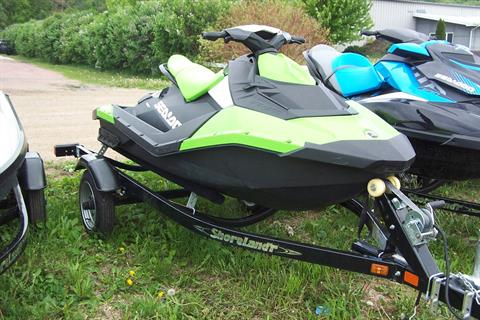 2016 Sea-Doo Spark 2up 900 H.O. ACE w/ iBR & Convenience Package Plus in Yankton, South Dakota
