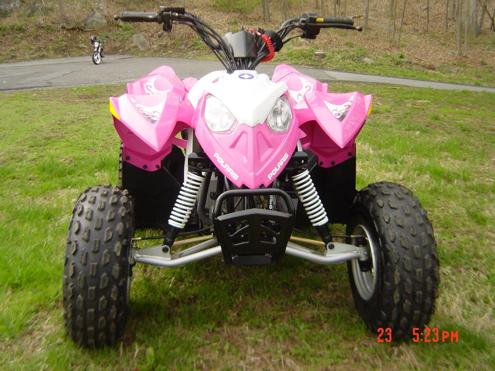 2014 Polaris Outlaw® 90 in Brewster, New York - Photo 11