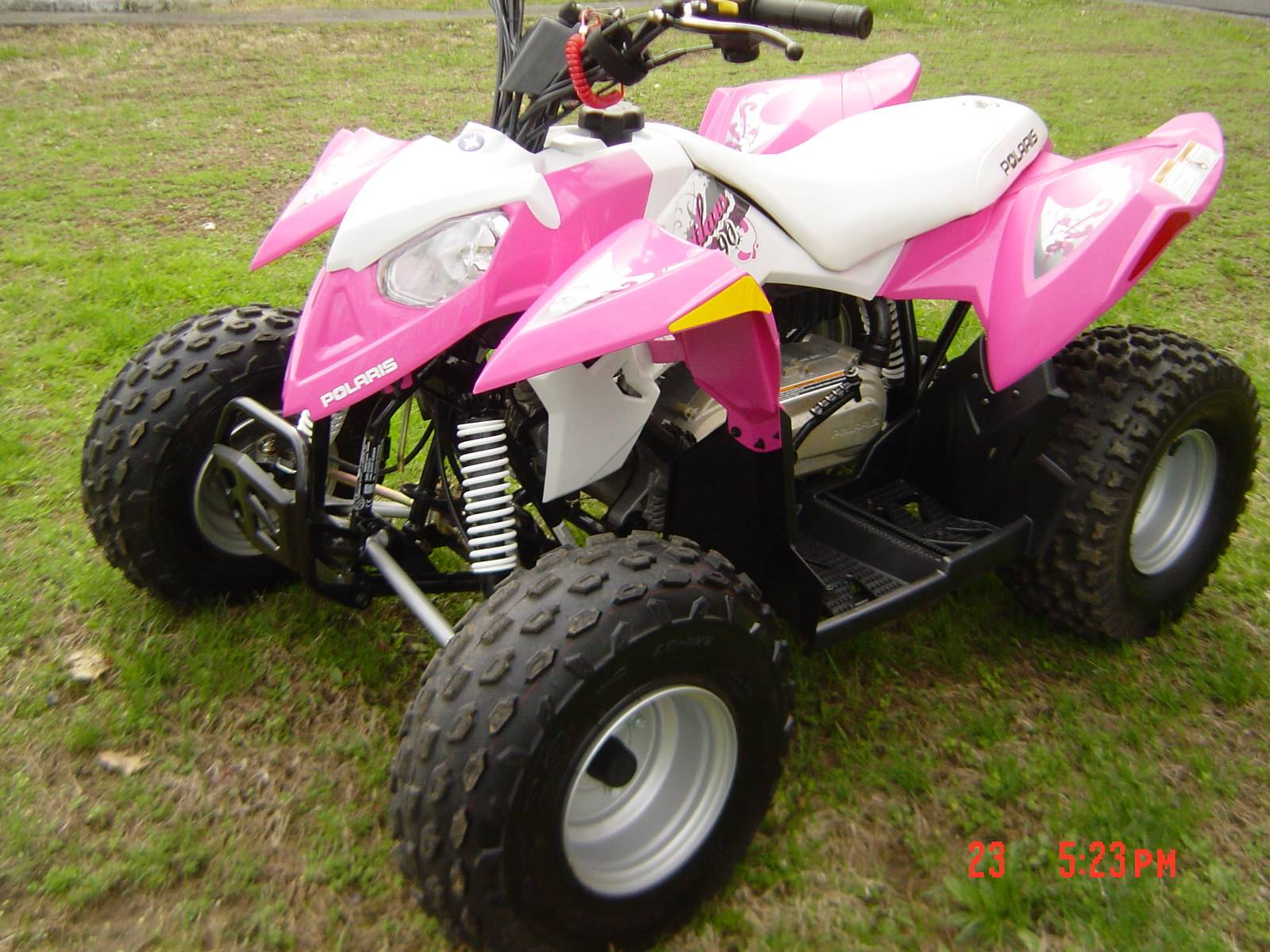2014 Polaris Outlaw® 90 in Brewster, New York - Photo 12