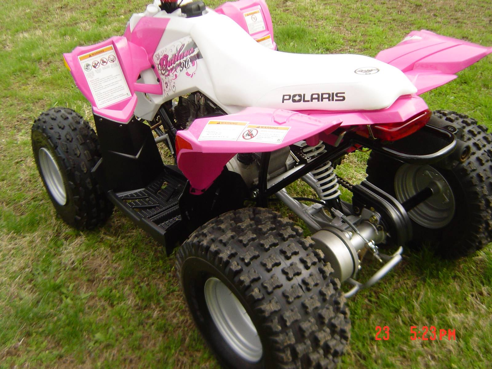 2014 Polaris Outlaw® 90 in Brewster, New York - Photo 14