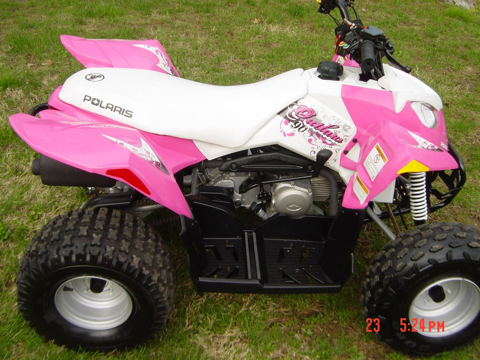 2014 Polaris Outlaw® 90 in Brewster, New York - Photo 17