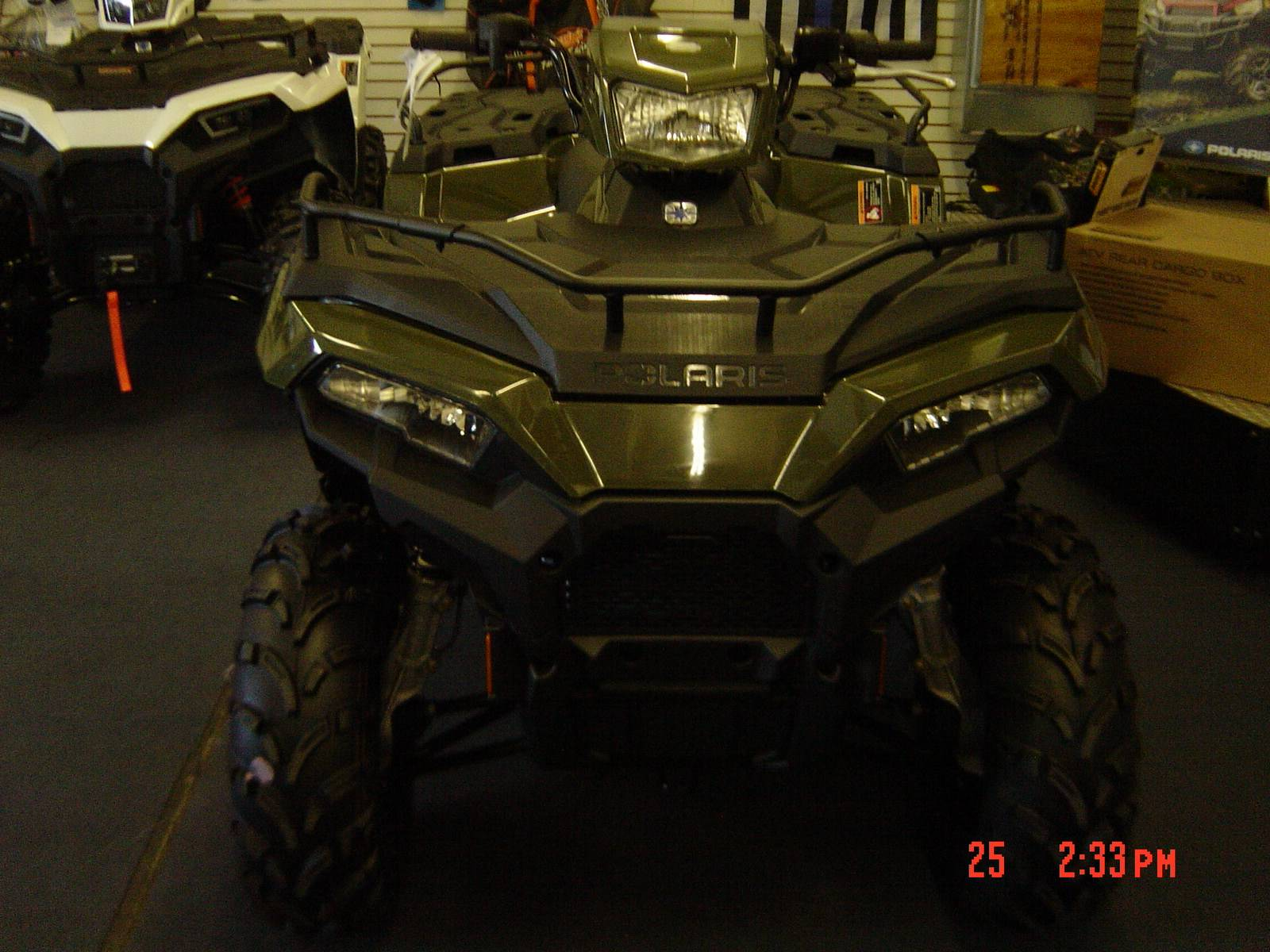 2021 Polaris Sportsman 450 H.O. EPS in Brewster, New York - Photo 2