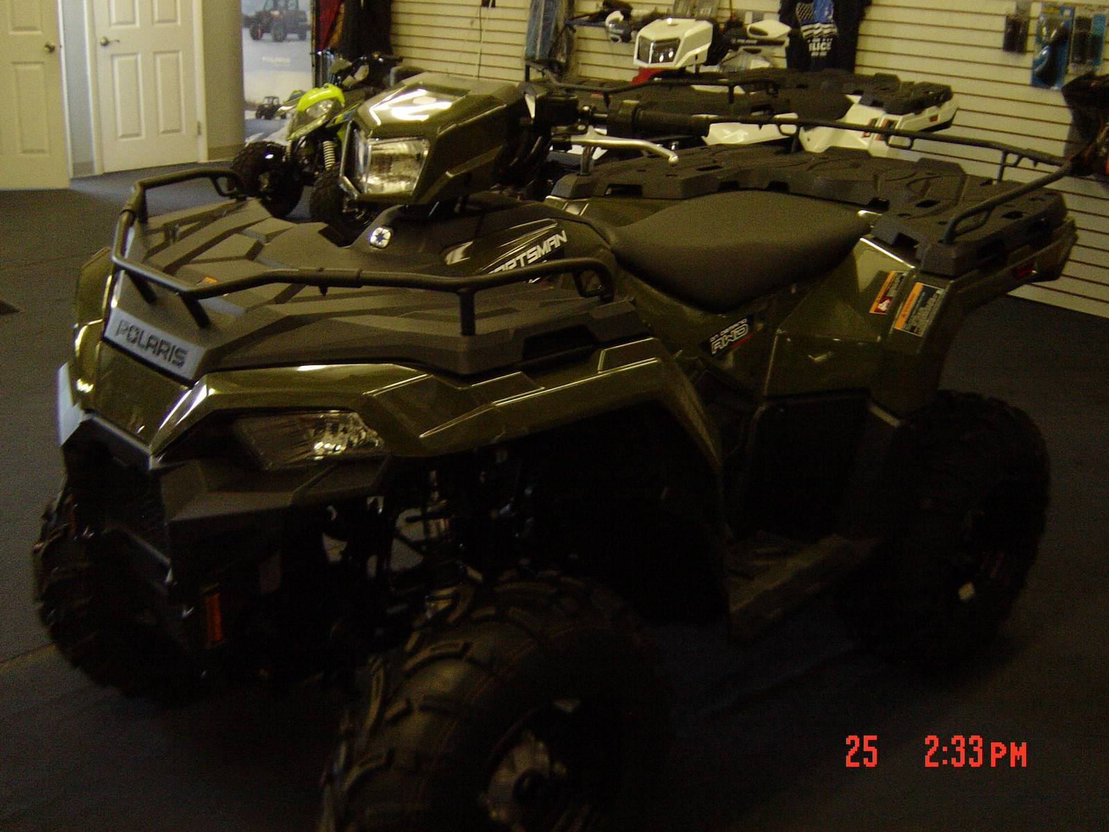 2021 Polaris Sportsman 450 H.O. EPS in Brewster, New York - Photo 3