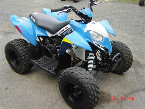 2016 Polaris Outlaw 110 EFI in Brewster, New York - Photo 3