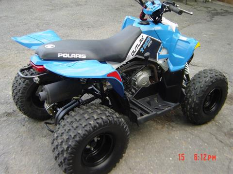2016 Polaris Outlaw 110 EFI in Brewster, New York - Photo 5