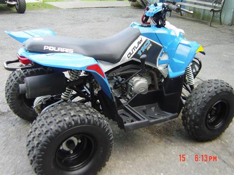 2016 Polaris Outlaw 110 EFI in Brewster, New York - Photo 13