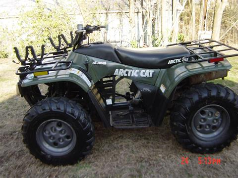2004 Arctic Cat 250 4x4 in Brewster, New York - Photo 1