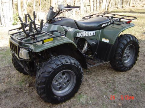 2004 Arctic Cat 250 4x4 in Brewster, New York - Photo 2
