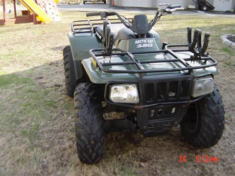 2004 Arctic Cat 250 4x4 in Brewster, New York - Photo 4