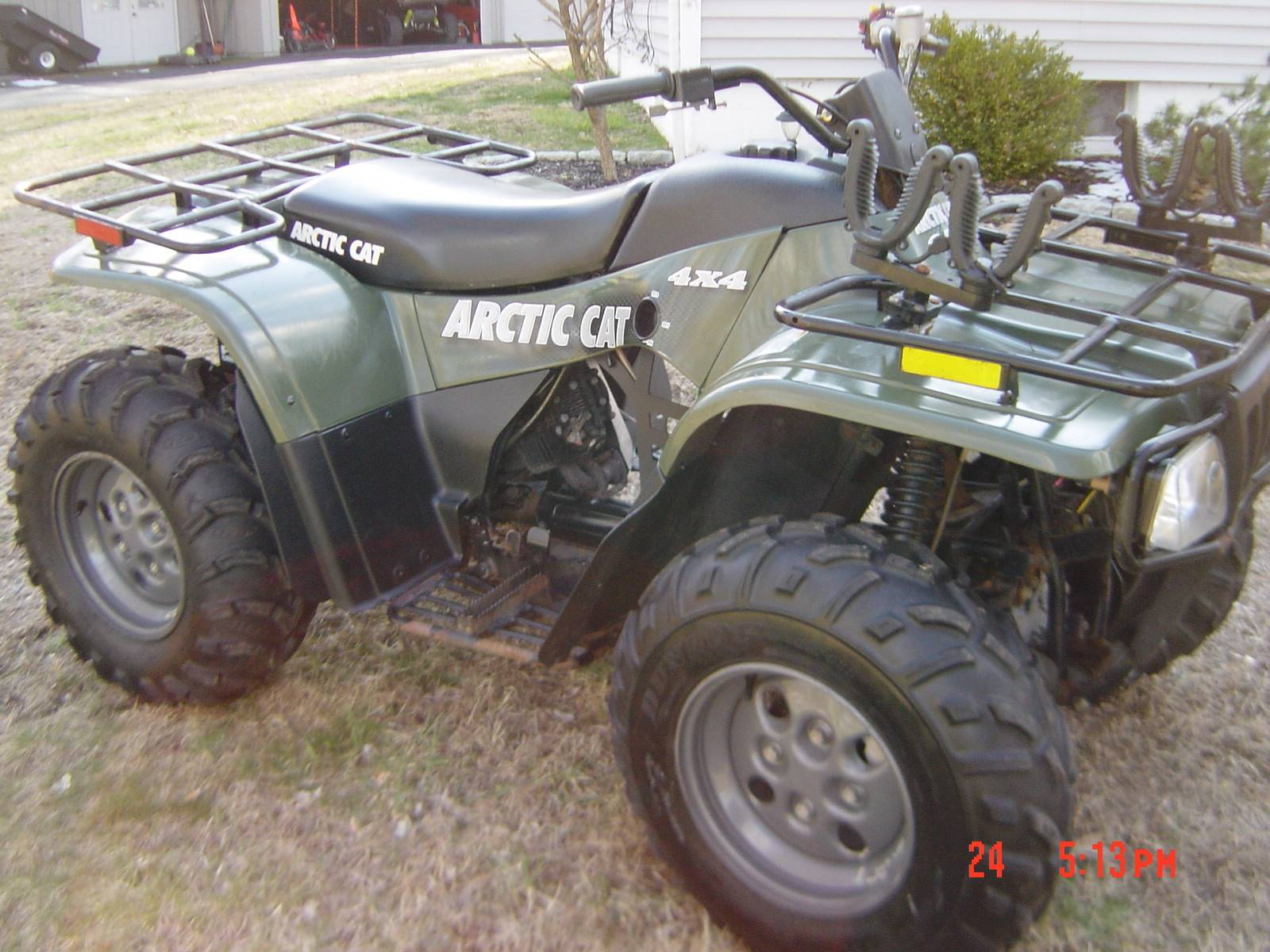2004 Arctic Cat 250 4x4 in Brewster, New York - Photo 5