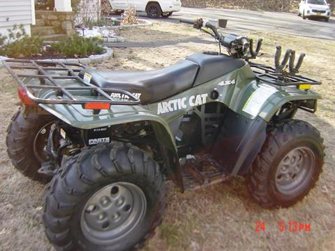 2004 Arctic Cat 250 4x4 in Brewster, New York - Photo 6