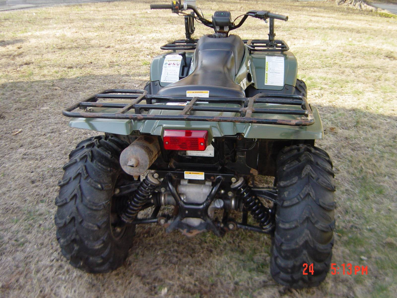 2004 Arctic Cat 250 4x4 in Brewster, New York - Photo 7