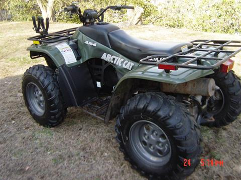 2004 Arctic Cat 250 4x4 in Brewster, New York - Photo 9