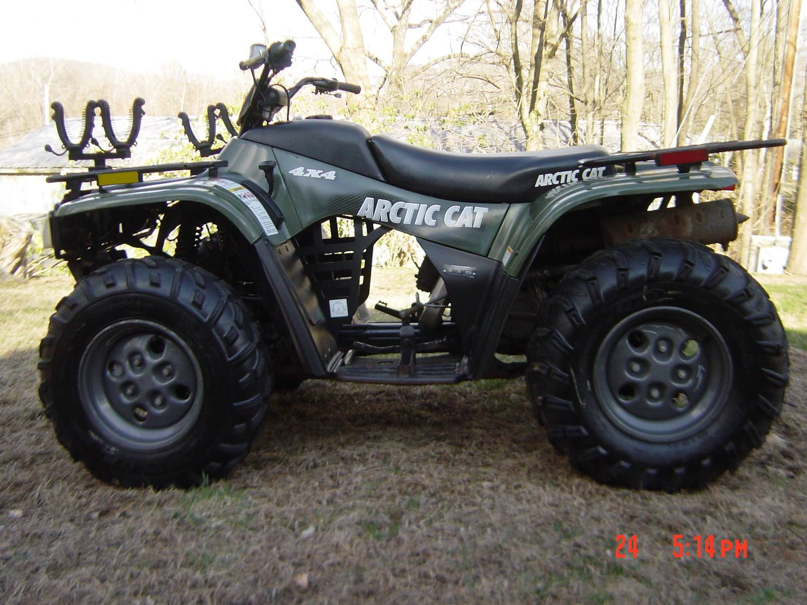 2004 Arctic Cat 250 4x4 in Brewster, New York - Photo 10