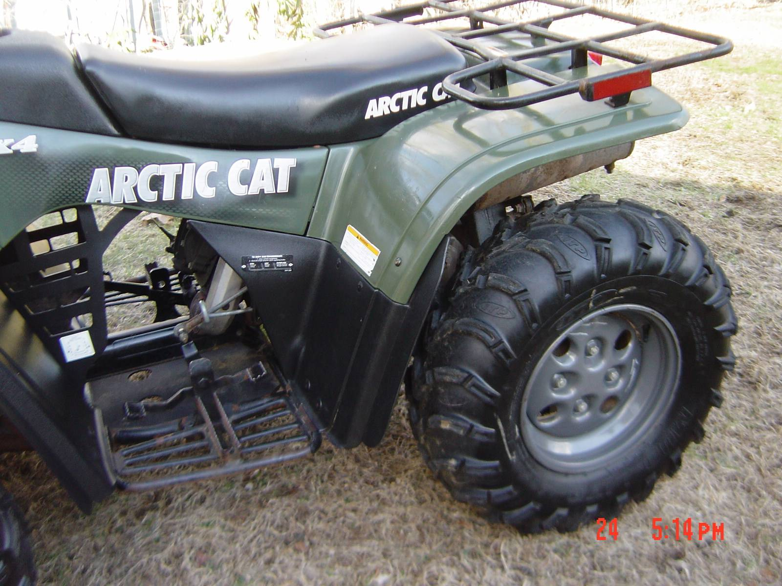 2004 Arctic Cat 250 4x4 in Brewster, New York - Photo 11