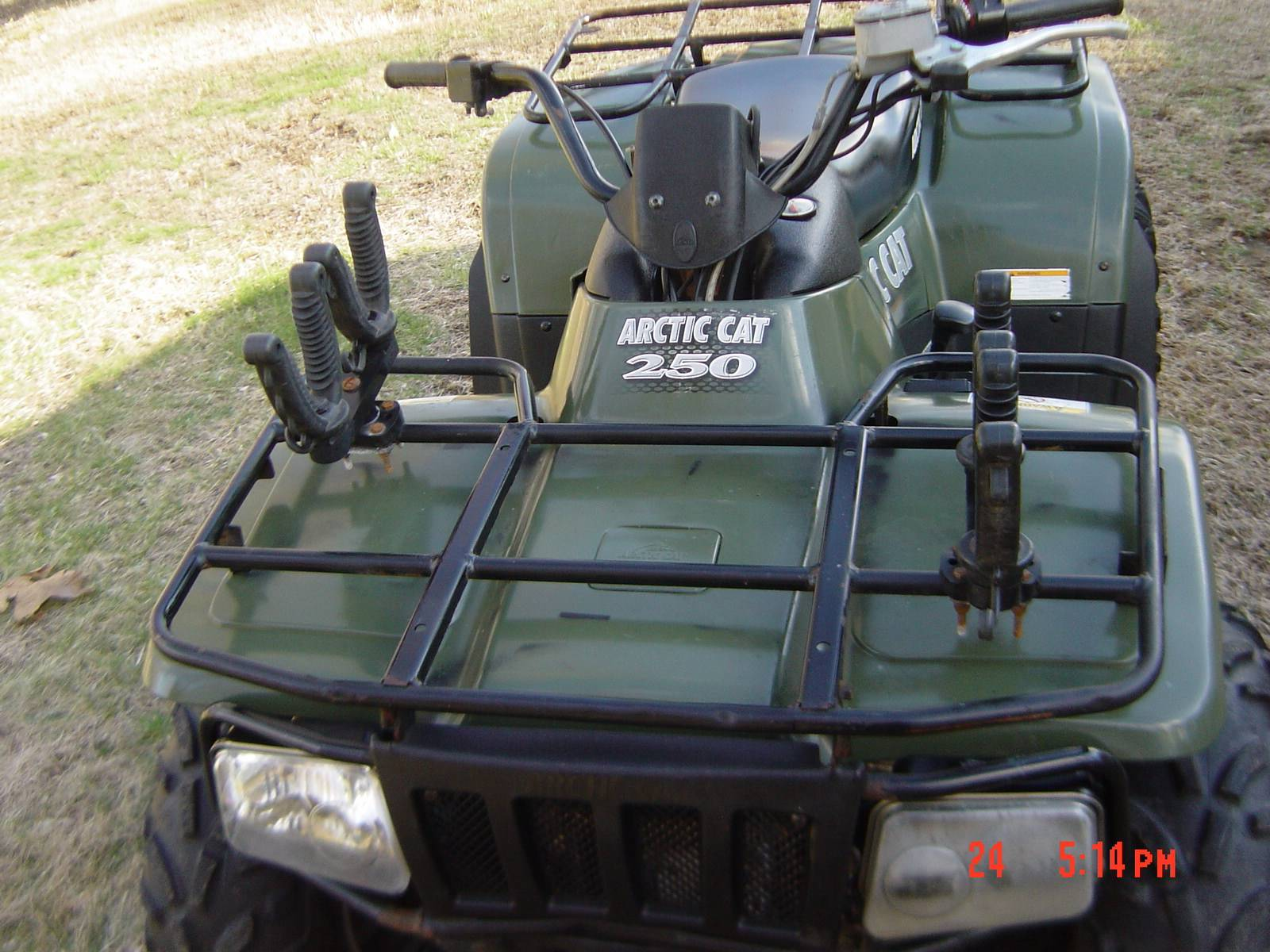 2004 Arctic Cat 250 4x4 in Brewster, New York - Photo 13