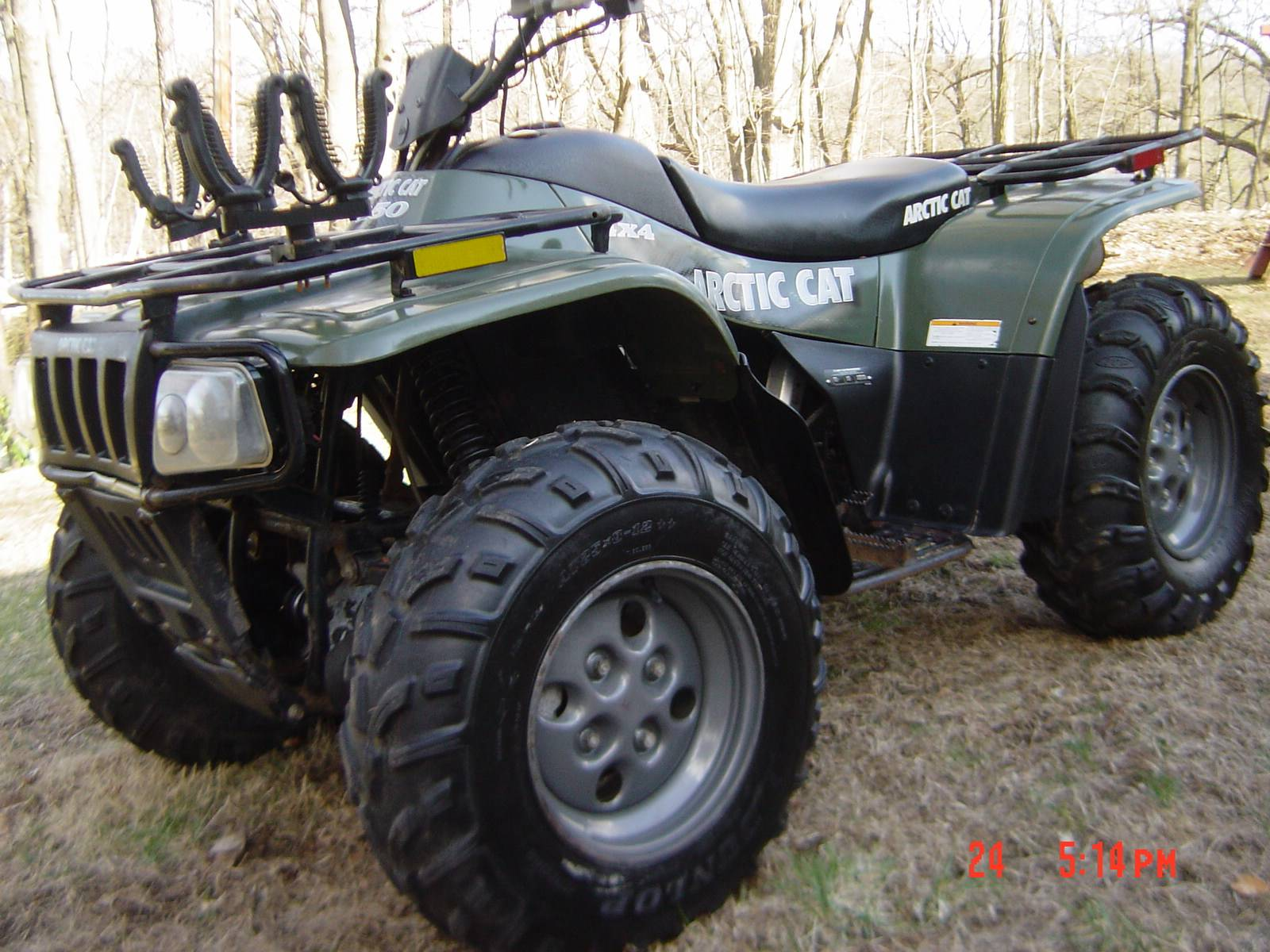 2004 Arctic Cat 250 4x4 in Brewster, New York - Photo 14