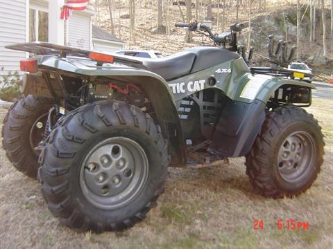 2004 Arctic Cat 250 4x4 in Brewster, New York - Photo 16